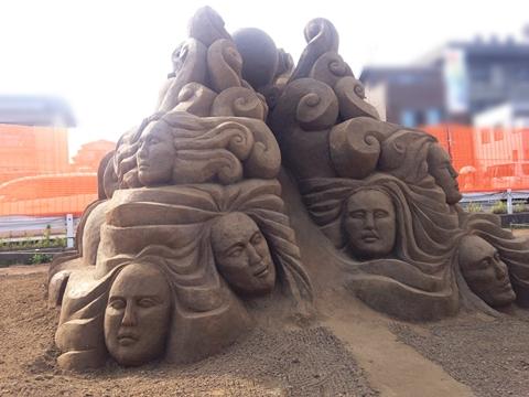 ひたちサンドアートフェスティバル2015
