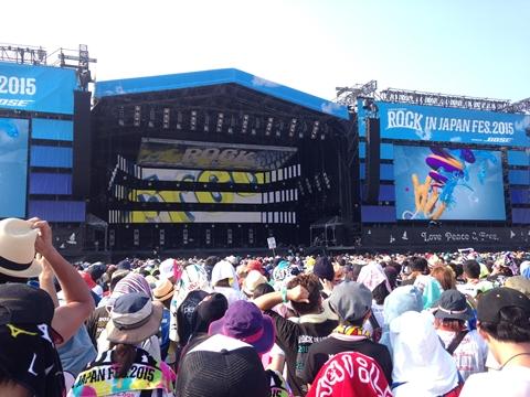 ロッキンオンジャパンフェス2015