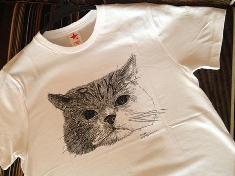 ロッキンスタ―松本大洋猫T